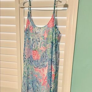 Sink or swim lily dress XL